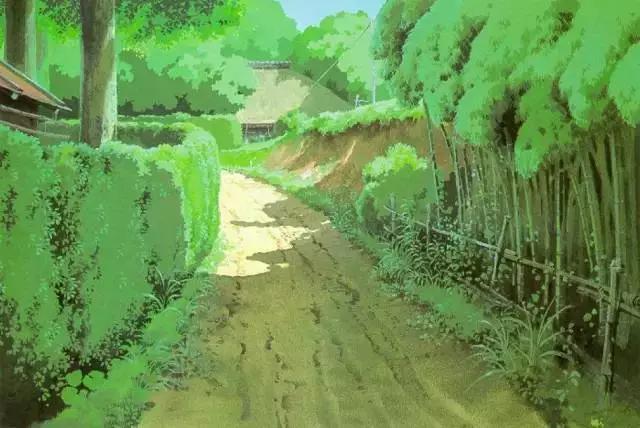 夏天_【转】男鹿和雄:宫崎骏动漫里的唯美夏天,原来都是他画的|Jerkwin